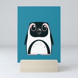 African Penguin - 50% of profits to charity Mini Art Print