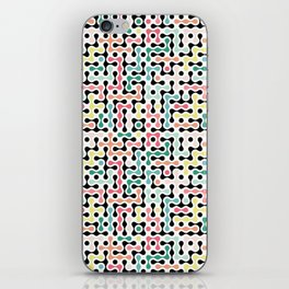 Network Analysis iPhone Skin