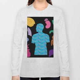 Human Body_B Long Sleeve T-shirt