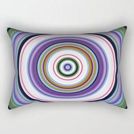 Halo Effect #2 Rectangular Pillow