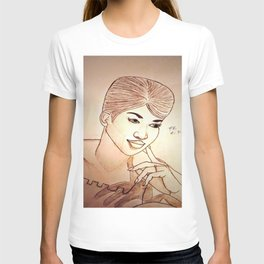 Aretha Franklin by Double R T-shirt