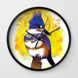 Halcyon Days Wall Clock