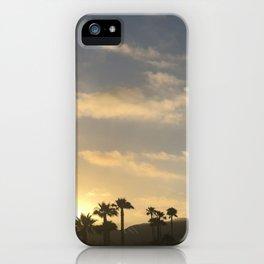 Malibu sunsets number 2 iPhone Case