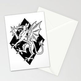 dragon armory Stationery Cards