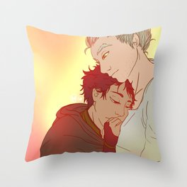 You'll Be My Prince Throw Pillow