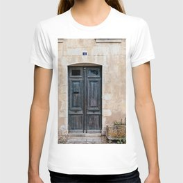 Old fashioned door T-shirt