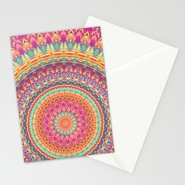 Mandala 225 Stationery Cards