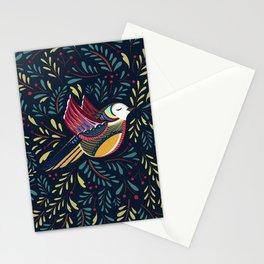 Peace Bird | Navy Stationery Cards