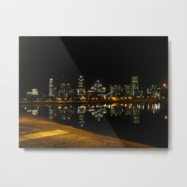 Montreal before the condos Metal Print