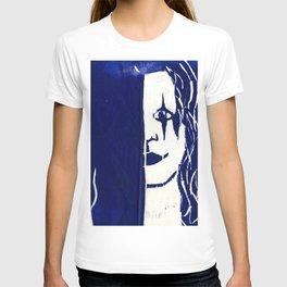 Brandon Lee Blue T-shirt