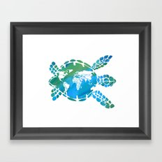 Mother Earth II Framed Art Print