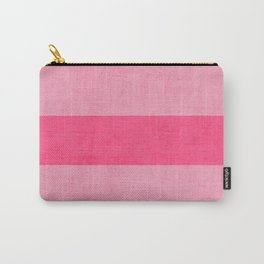 the pink II classic Carry-All Pouch