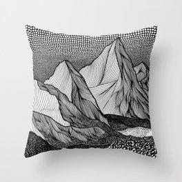 Closer Throw Pillow