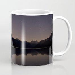 Mountain Silhouette Coffee Mug