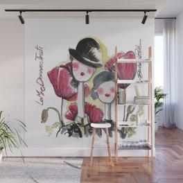 Printemps Wall Mural