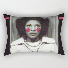 Small Town Talk Rectangular Pillow