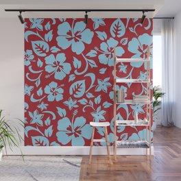 Hibiskus Wall Mural