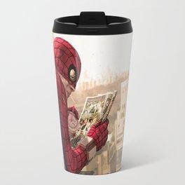 One on One (clean version) Travel Mug
