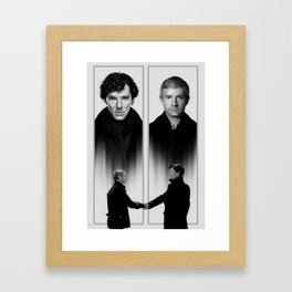 To the very best of times Framed Art Print