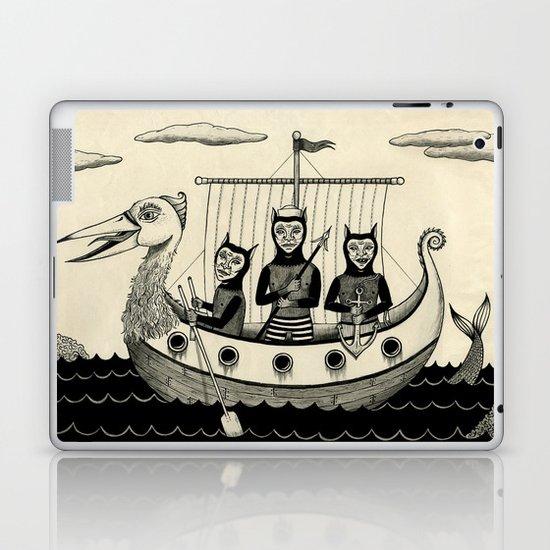 The Harpooners  Laptop & iPad Skin