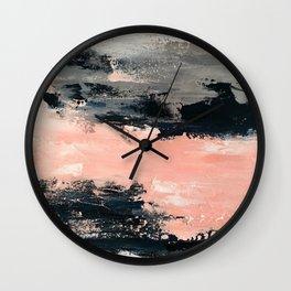 Still Dawn Wall Clock