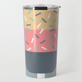 Popsicle (Blue) Travel Mug