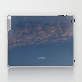 just breathe #2 Laptop & iPad Skin