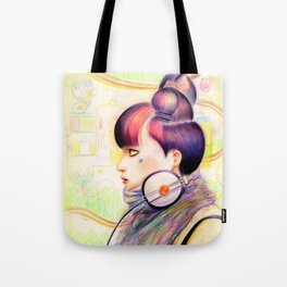 Sweet Dj Tote Bag