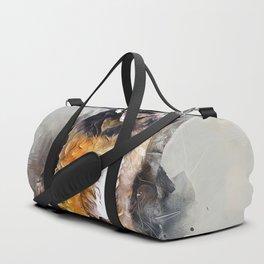 Patterdale Terrier Duffle Bag