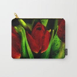 Concept flora : The red queen Carry-All Pouch