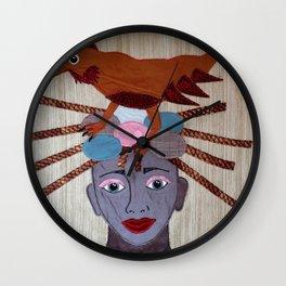 Hatching Ideas Wall Clock