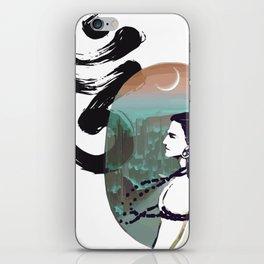 Shiva Mood Rise iPhone Skin