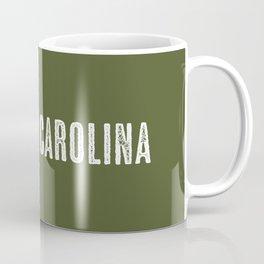 Deer: North Carolina Coffee Mug