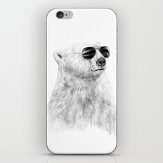Don't let the sun go down iPhone Skin