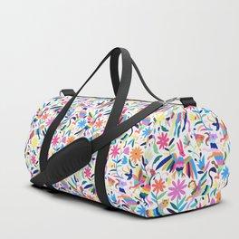 Creatures Otomi Duffle Bag