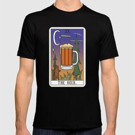 Beer Reading T-shirt