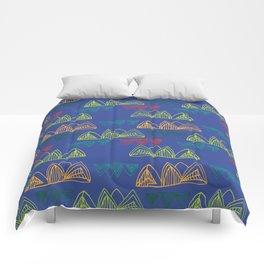 Tosca Comforters