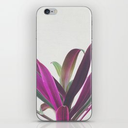 Boat Lily iPhone Skin