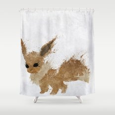 #133 Shower Curtain