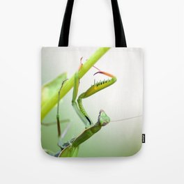 La Dame Verte Tote Bag