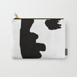 Shadow Portrait Carry-All Pouch