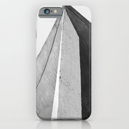 Ronchamp | Notre Dame du Haut chapel | Le Corbusier architect iPhone Case