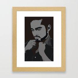 AI JJ VECTOR Framed Art Print