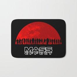 Mass Effect Bath Mat
