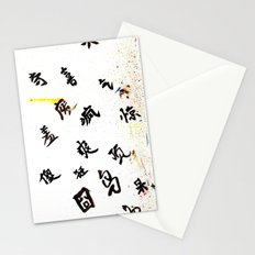 Character.... Stationery Cards