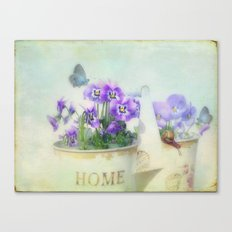 lovely spring Canvas Print