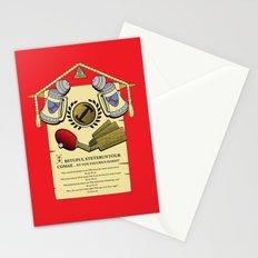 We do, we do! Stationery Cards