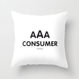 Triple-A Consumer Throw Pillow