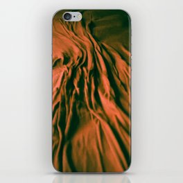 Red River Bed iPhone Skin
