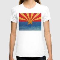 arizona T-shirts featuring Arizona by Michael Creese